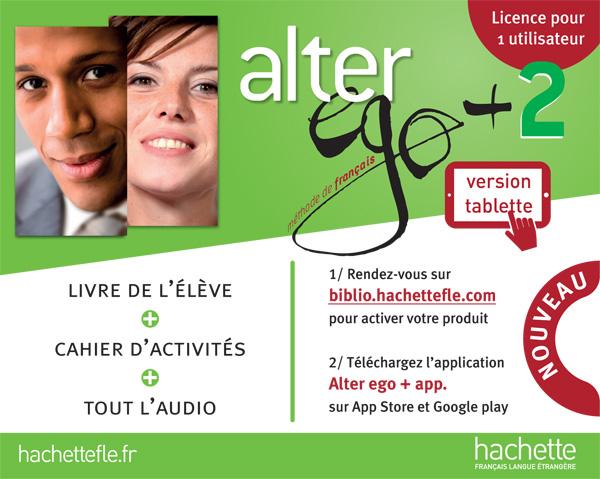 Alter Ego + 2 appli carte de téléchargement