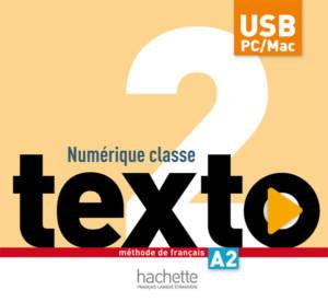Texto 2 : Manuel numérique enseignant (clé USB)