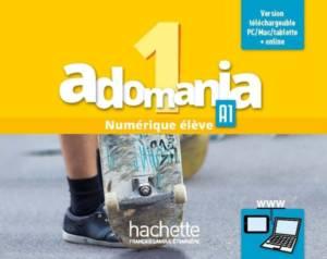 Adomania 1 : Manuel numérique élève