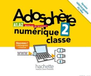 Adosphère 2 - Manuel numérique enrichi pour l'enseignant (carte de téléchargement)