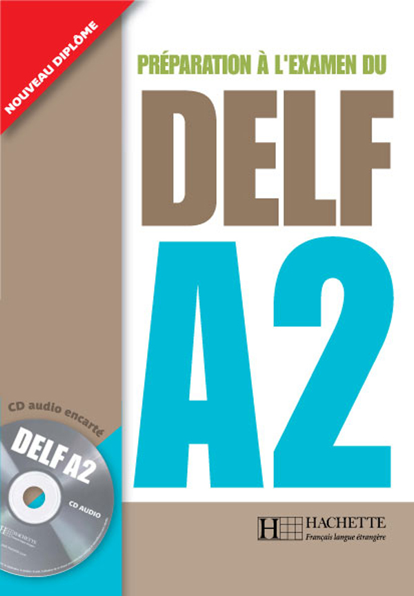 DELF A2 + CD audio