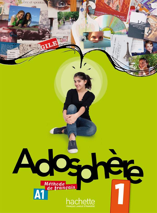 Adosphère 1 - Livre de l'élève + CD Audio