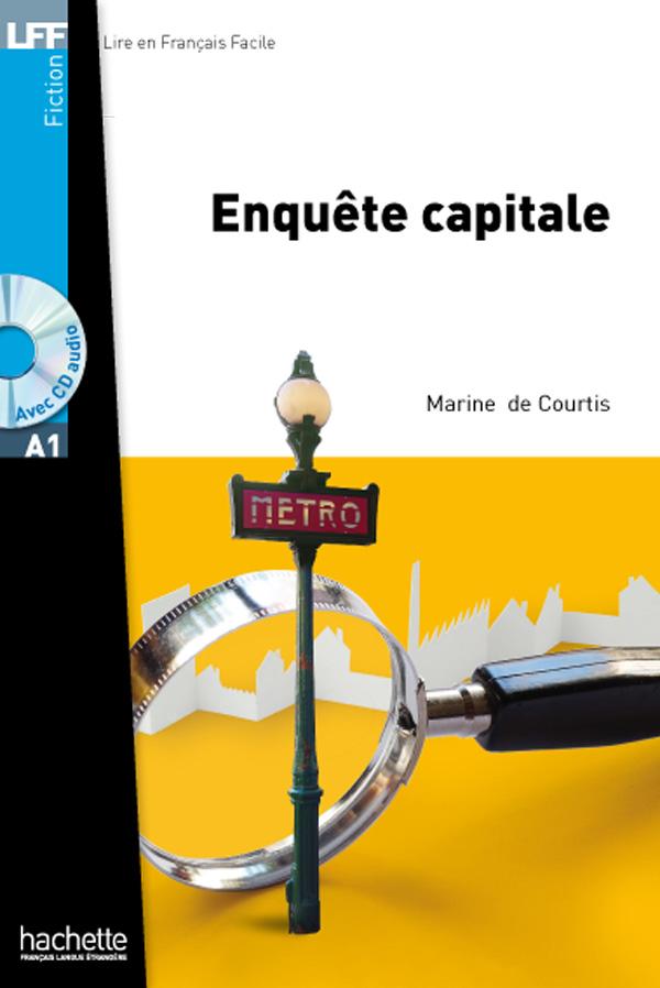 Enquête Capitale + CD audio (A1)