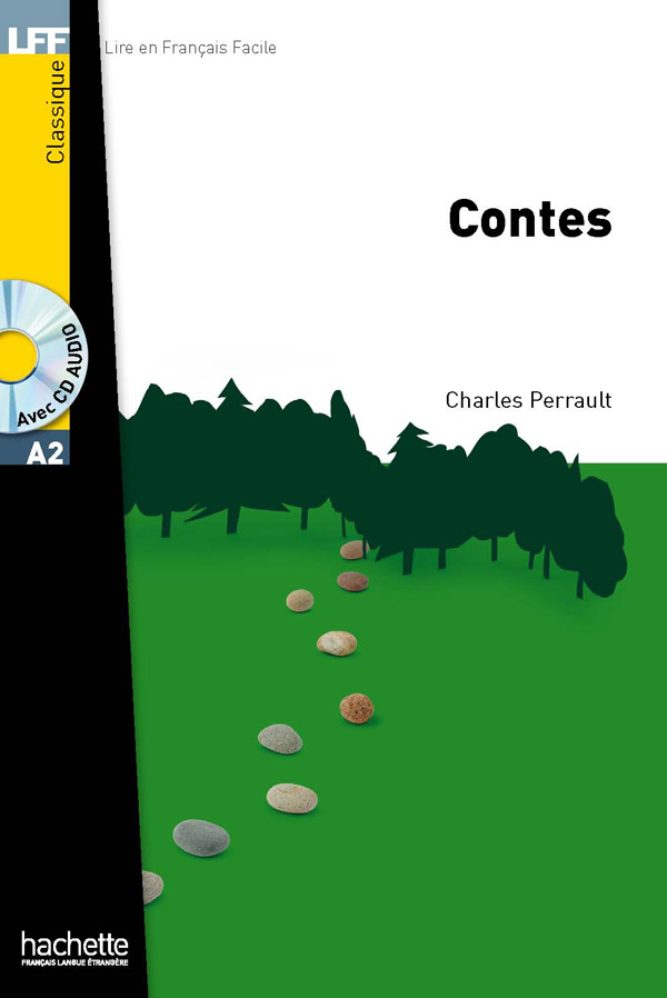 Contes + CD audio MP3 (A2)