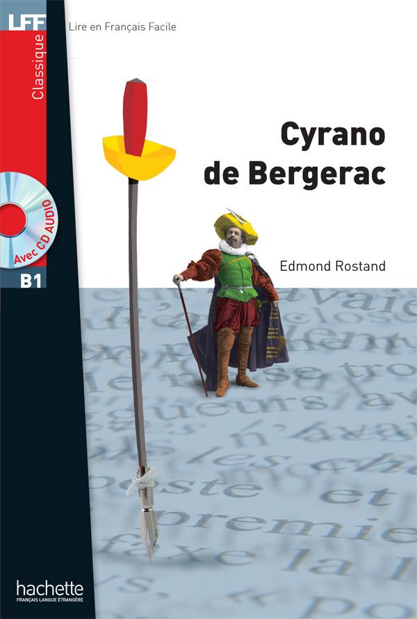 Cyrano de bergerac + CD audio MP3 (B1)
