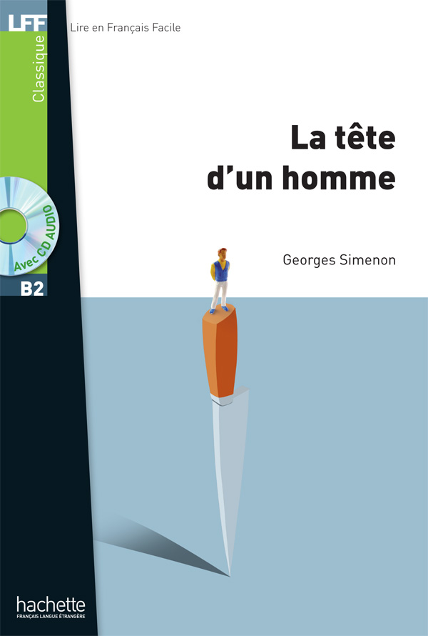 La Tête d'un homme + CD audio MP3 (B2)
