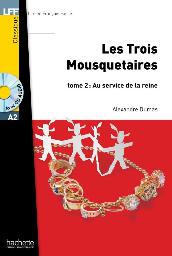 Les Trois mousquetaires - Tome 2 + CD Audio MP3