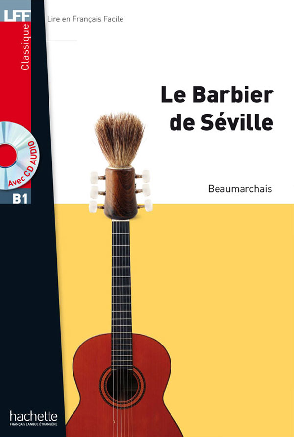 Le Barbier de Séville + CD Audio MP3