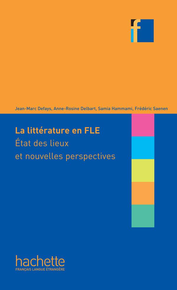 COLLECTION F - La Littérature en classe de FLE
