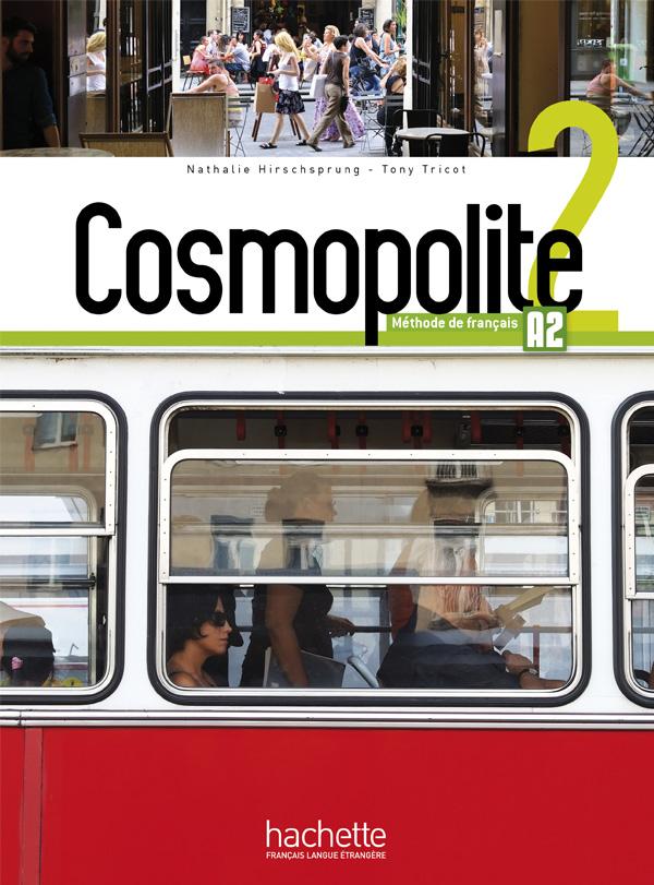 Cosmopolite 2 : Livre de l'élève + DVD-ROM + Parcours digital(R)