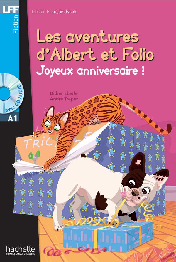 LFF Albert et Folio : Joyeux anniversaire ! (A1)