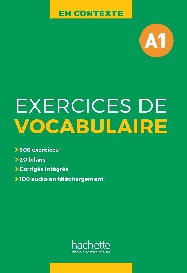 En Contexte – Exercices de vocabulaire A1 + audio MP3 + corrigés